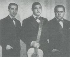 Trío Los Gaditanos